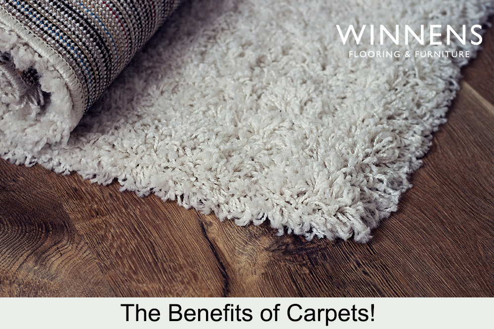 The Benefits of Carpets!