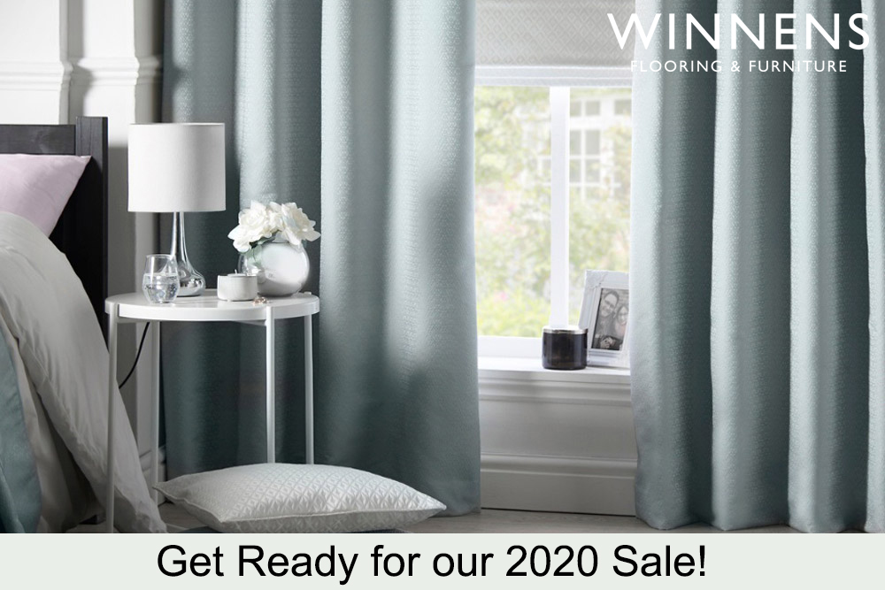 Get Ready for our 2020 Sale!