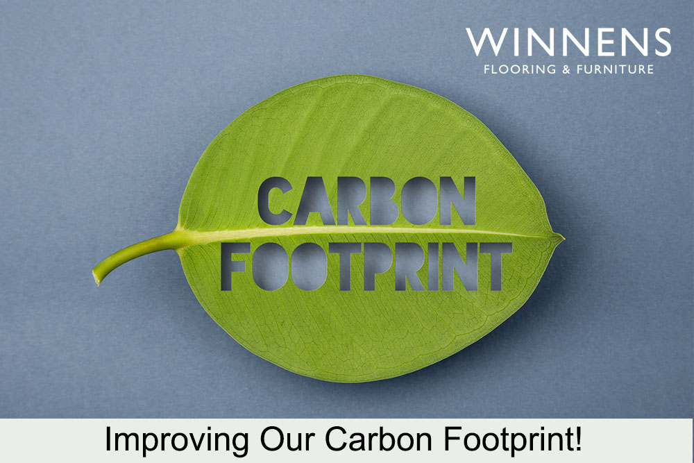 Improving Our Carbon Footprint!