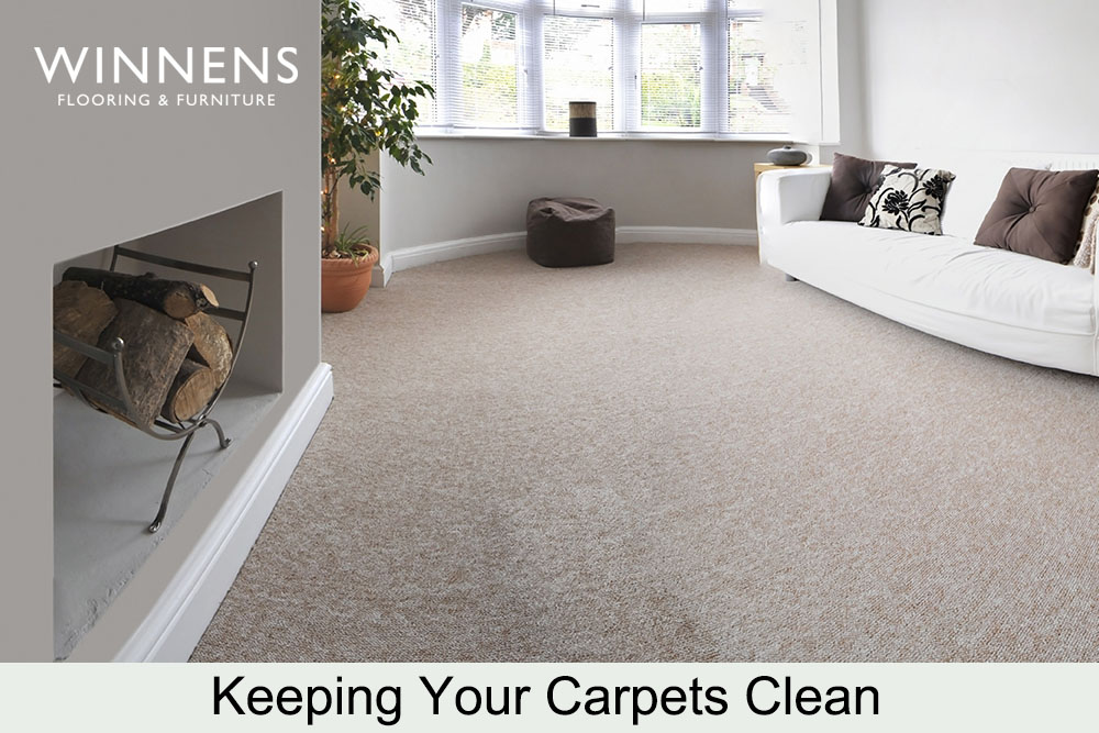 Keeping Your Carpets Clean