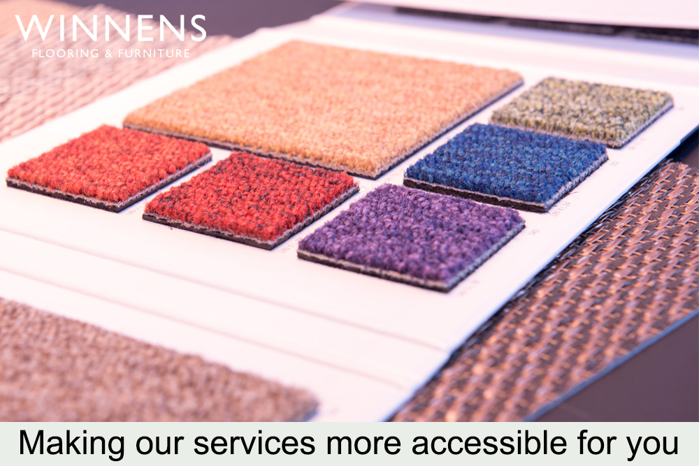 Making our services more accessible for you