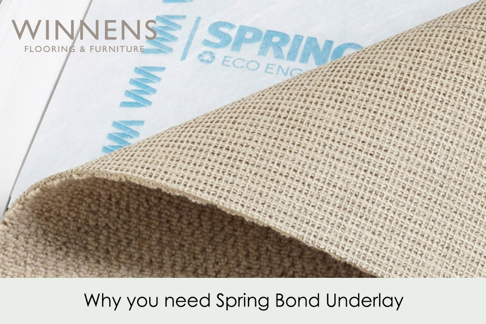 Why you need Spring Bond Underlay