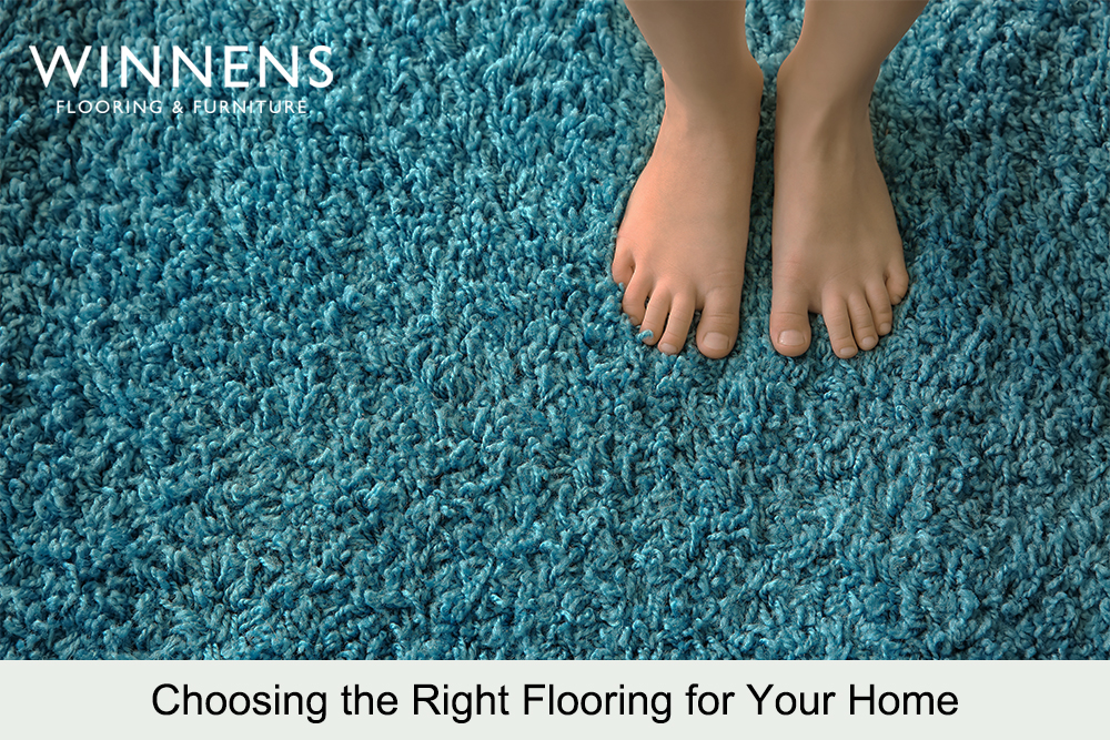 Winnens blog - Choosing the right flooring for your home
