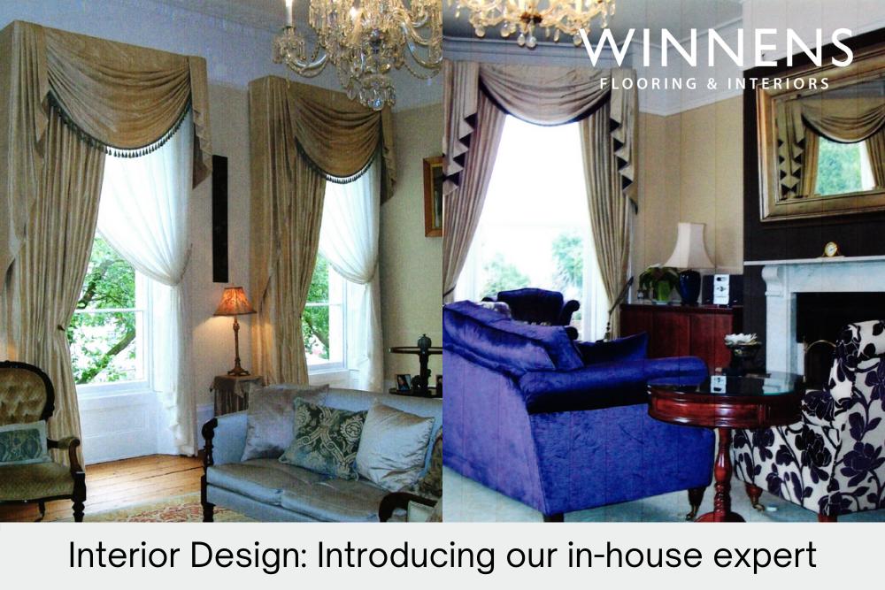 Winnens January 2021 Blog header - interior design examples