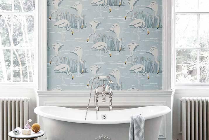 Harlequin - Salinas Wallpaper
