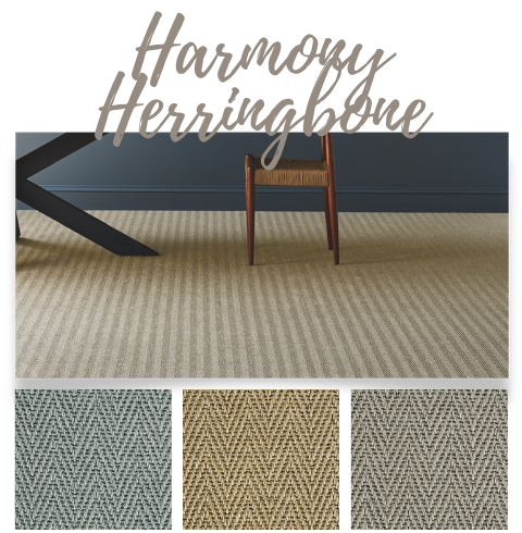 Winnens May blog - Crucial Trading Harmony Herringbone - Natural Carpets