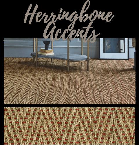 Winnens May blog - Crucial Trading Herringbone Accents- Natural Carpets