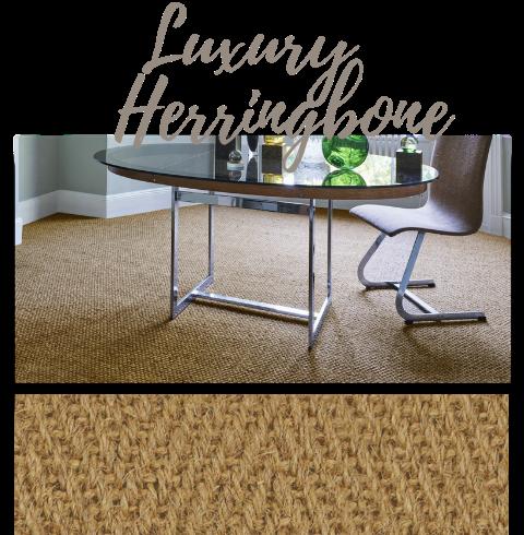 Winnens May blog - Crucial Trading Luxury Herringbone - Natural Carpets